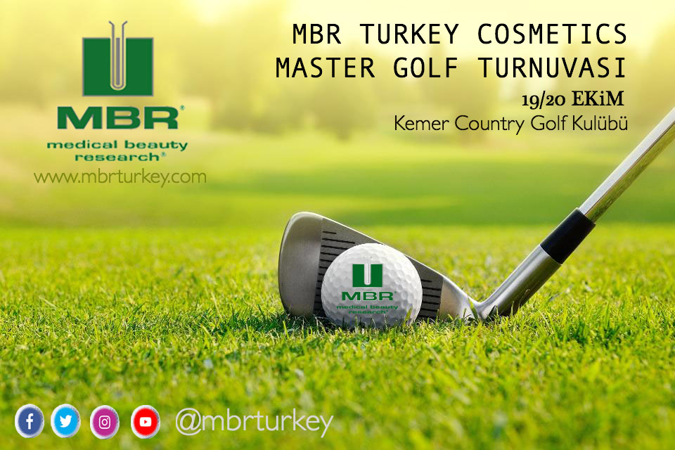 MBR COSMETIC MASTERS GOLF 2019